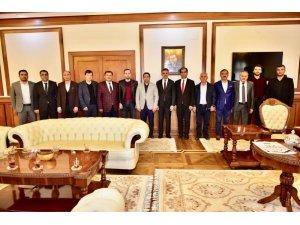 Başkan Gürkan'dan Yeşilyurt Belediyespor'a tesis sözü
