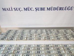 İstanbul'da sahte para operasyonu: 1 milyon 330 bin sahte dolar ele geçirildi