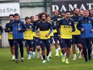 Fenerbahçe'de Konyaspor maçı hazırlıkları başladı