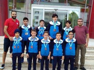Selçuklu Belediyespor Kulübü Yüzme Takımı'ndan başarılı sonuçlar