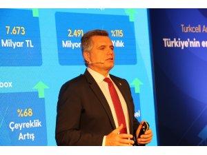 """Turkcell Genel Müdürü Murat Erkan: """"Türkiye'nin verisi, Türkiye'de kalsın"""""""