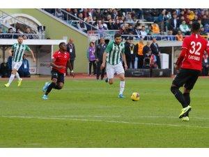 Konyaspor en az kart gören takımlardan