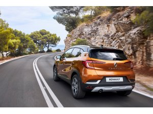 Renault Captur yenilendi