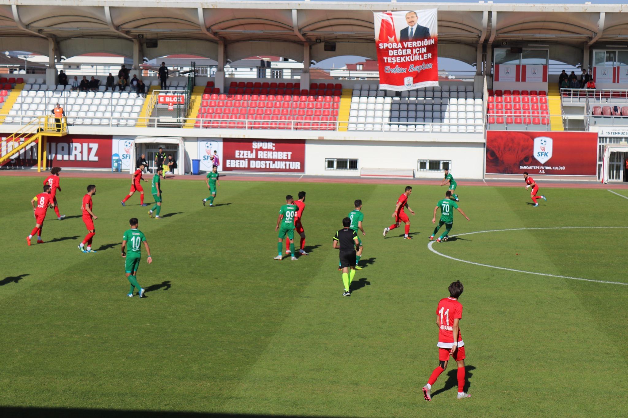 TFF 2. Lig'de 11. hafta maç  sonuçları