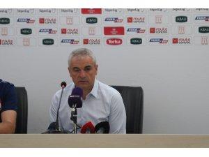 Çalımbay: Konyaspor maçında daha iyi oynamalıyız