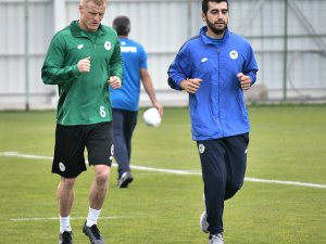 Konyaspor'da Sivasspor maçı hazırlıkları