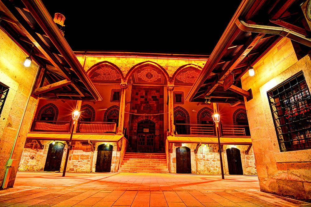 Bu gece Mevlid Kandili... Kapu Camii'nde program düzenlenecek