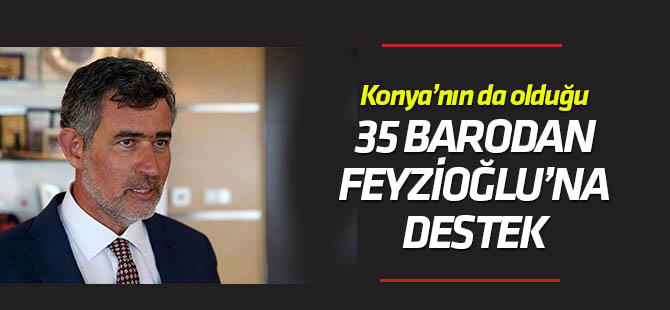 Konya'nın da olduğu 35 Baro, genel kurul çağrısına karşı çıktı