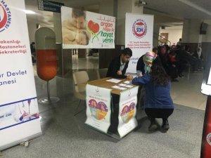 Seydişehir'de Organ Bağışı Haftası