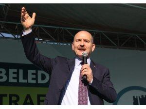 """Bakan Soylu: """"Milletimize sözümüzdür, Karayılan'ı ölü yılan haline getireceğiz"""""""