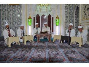 Erzincan, Kars ve Ardahan'da Mevlit Kandili kutlandı