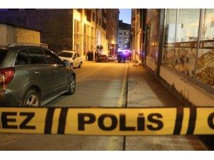 Van'da üzerinde uyuşturucu bulunan şahıs silahla kendini vurdu