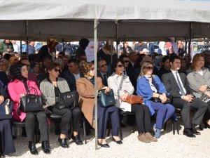 """Akören'de """"Serada Mantar Yetiştiriciliği Tarla Günü"""" etkinliği"""