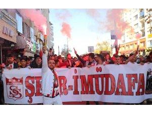 Konyaspor Sivasspor'a mehterli destek
