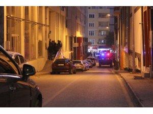 Jandarmaya ateş açtı, yakalanacağını anlayınca intihar etti