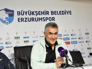 BB Erzurumspor - Akhisar Belediyespor maçının ardından
