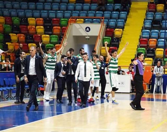 Konyaspor Basketbol Petkim'i devirdi