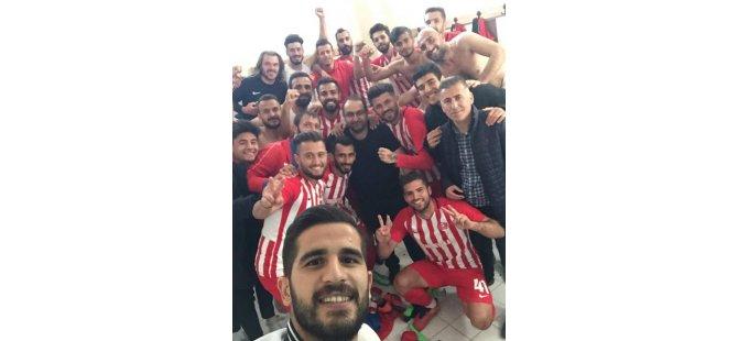 Akşehirspor zirve iddiasını sürdürüyor! BAL'da sonuçlar