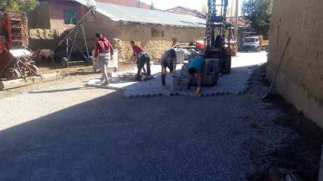 Seydişehir'de çalışmalar sürüyor