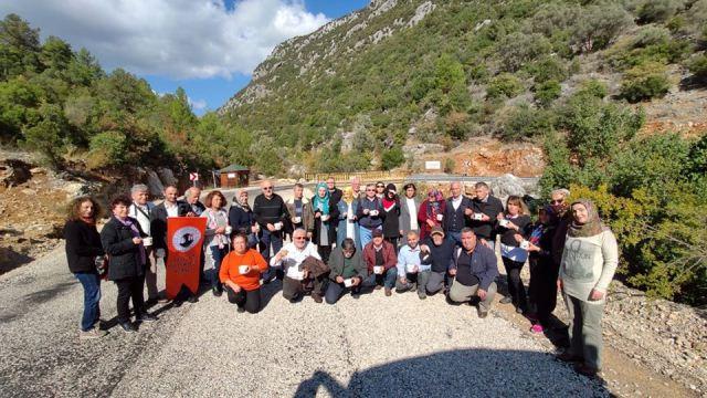 Selçukya Kültür Gezileri devam ediyor