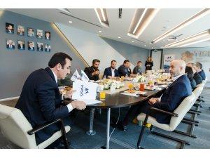 Türkiye İşveren Sendikaları Konfederasyonu Basın Sohbetleri