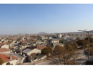 Karapınar'da kentsel dönüşüm için yıkımlara başlandı