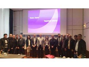 Konyalı sanayiciler, KPLAS 2019 Fuarı'nı ziyaret etti