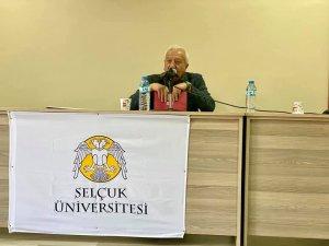 """""""Öğrencilerimizi Dinliyoruz II"""" programının misafiri Bozkır Belediye Başkanı oldu"""