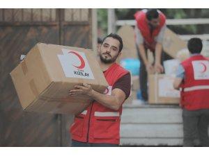 Türk Kızılay, Gazze'ye acil tıbbi destek sağladı