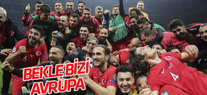 Türkiye, 5. kez Avrupa Şampiyonası'nda