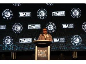 Bakan Pekcan: ''Tasarım kültürünü bakanlık vizyonumuzun merkezine alıyoruz''