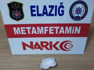 Elazığ'da uyuşturucu operasyonları: 2  tutuklama