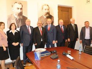 Etyemez: Gürcistan'ın toprak bütünlüğünü destekliyoruz