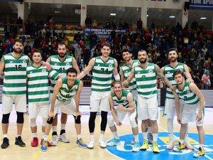Konyaspor Basketbol seriye bağladı: 95-76