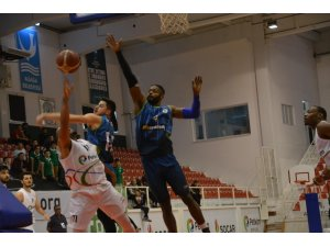 Türkiye Basketbol Ligi: Petkim Spor: 92 - Balıkesir Büyükşehir Belediyespor: 75