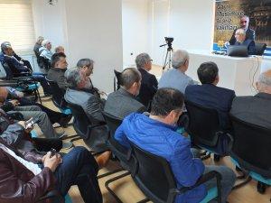 TYB'de Gayri Müslim ve Avârız Vakıfları konuşuldu