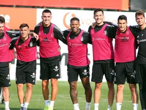 Beşiktaş, Konyaspor maçının hazırlıklarını sürdürdü