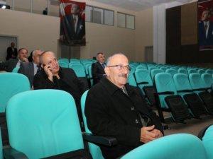 Beyşehir'de sinema salonu açılışı