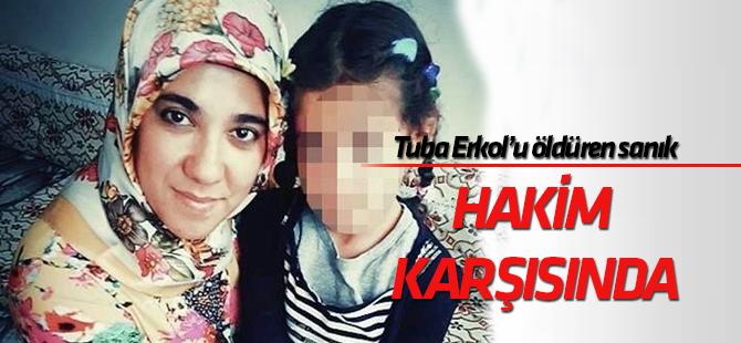 Konya'da eşini 46 bıçak darbesiyle öldüren sanık hakim karşısında