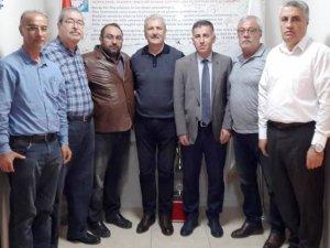 Ünal Çelik'ten Konya ASKF'ye ziyaret
