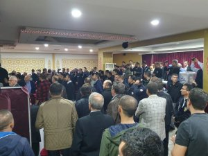 CHP'nin delege seçimi, karakolda bitti