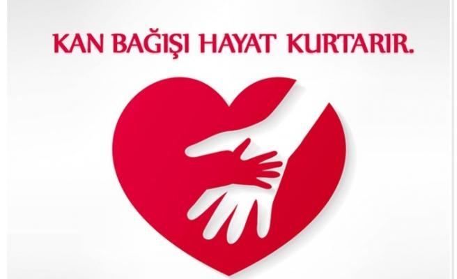 KYK Akören Yurt Müdürlüğü öğrencileri kan bağışında bulundu