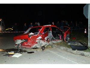Sakarya'daki feci kazada ölü sayısı 2'ye yükseldi
