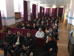 Derebucak'ta eğitimcilere uyuşturucu konulu bilgilendirme toplantısı düzenlendi