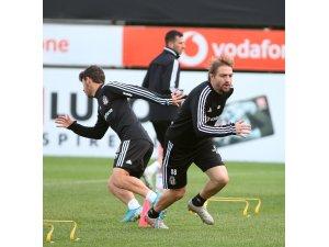 Beşiktaş, Konyaspor maçı hazırlıklarını tamamladı