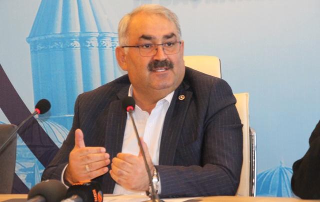 Milletvekili Halil Etyemez'den Öğretmenler Günü Açıklaması