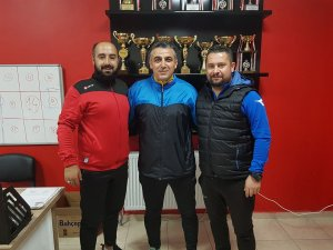 """Kasırgaspor'a """"gölge antrenör"""""""