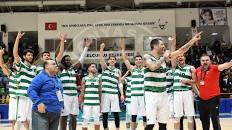 Konyaspor Basketbol'dan iyi final