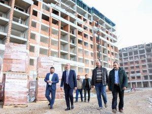 Kavuş'tan kooperatif açıklaması: Vatandaşlarımızın gönlü rahat olsun