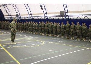 Bosna Hersekli 53 asker Afganistan'a uğurlandı